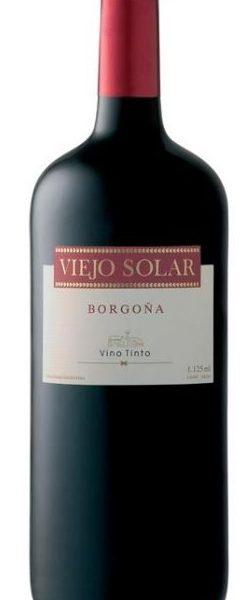 viejo solar vino tinto x1125cc