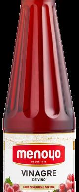 MENOYO vinagre vino x500cc