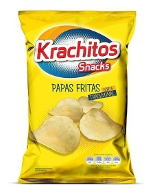 KRACHITOS papas fritas x600g