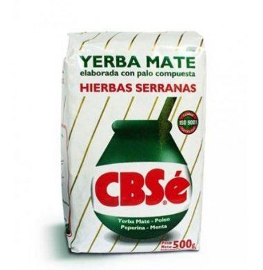 CBSE yerba comun x500g.
