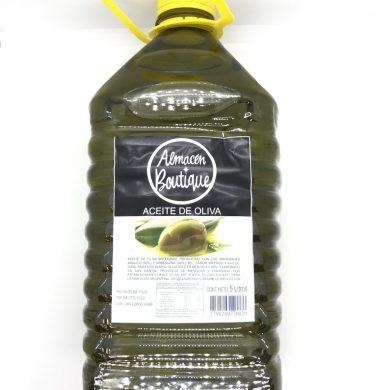 A.BOUTIQUE aceite oliva artesanal x5lt