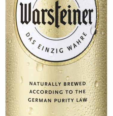 WARSTEINER cerveza lata x473cc