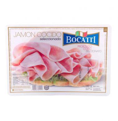 BOCATTI jamon coc.s/tacc feteado x130g