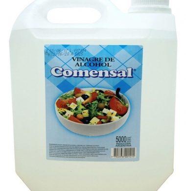 COMENSAL vinagre alcohol x5lt