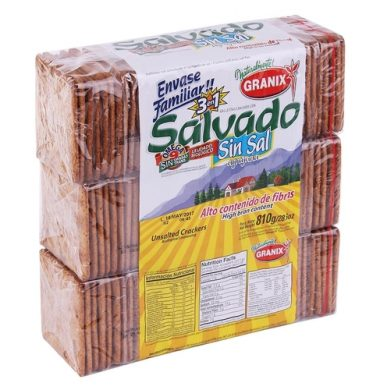 GRANIX galletita salvado sin sal x690Gra