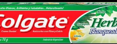 COLGATE crema dental herbal x70g.