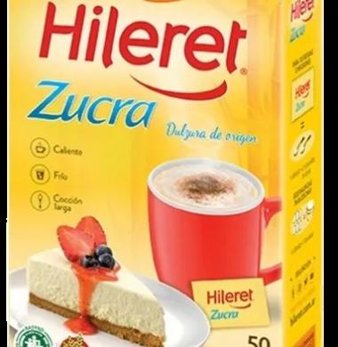HILERET edulc. zucra x50u