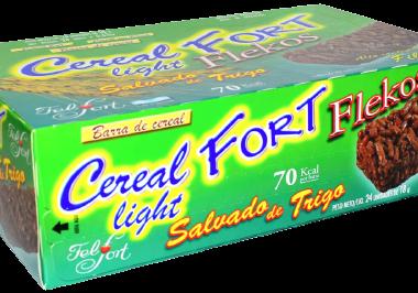 FELFORT barra cereal fort flekos