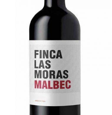 FINCA LAS MORAS vino malbec x750cc