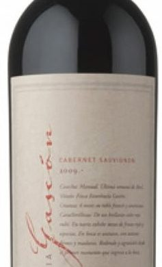 FAMILIA GASCON vino tinto cabernet x750cc