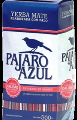 PAJARO AZUL yerba x500g