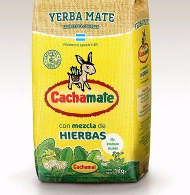 CACHAMATE yerba amarilla x1k