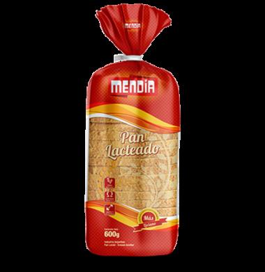 MENDIA pan grande x600g