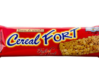 FELFORT cereal fort rojo