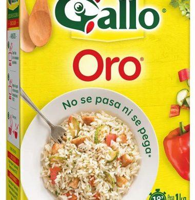 GALLO ORO arroz 00000 caja x1Kg