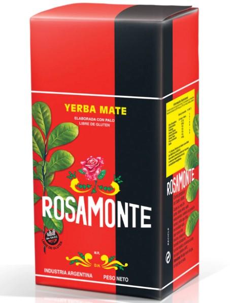 rosamonte yerba 1kg tradicional