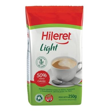 HILERET azucar light x250g