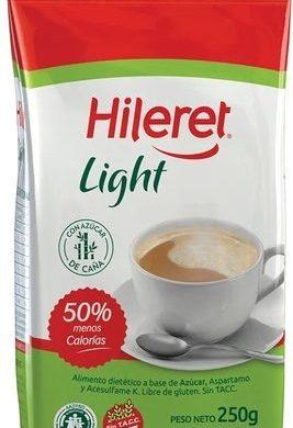 HILERET azucar light x250g