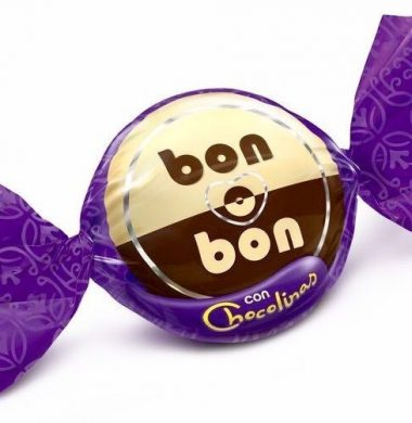 BON O BON bombon chocolinas x270g
