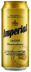 IMPERIAL cerveza lata x473cc