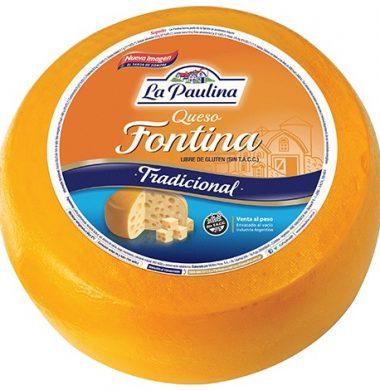 PAULINA queso fontina