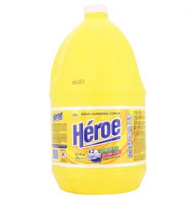 HEROE lavandina x4lts.