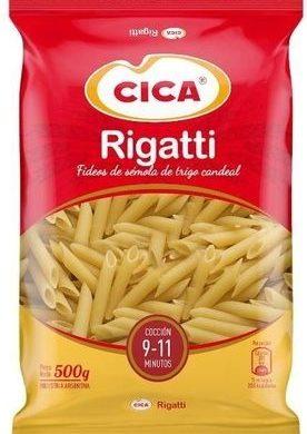 CICA fideos rigatti x500g