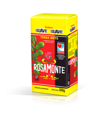 ROSAMONTE yerba suave x500g