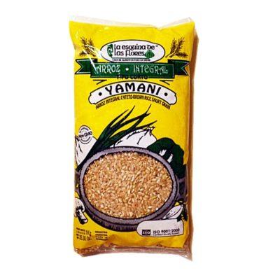 ESQUINA arroz integral yamani x1kg