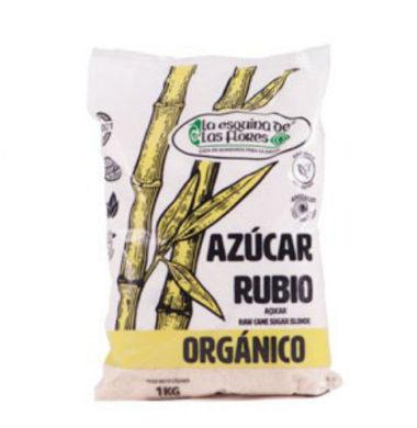 ESQUINA azucar rubia organica x1kg.