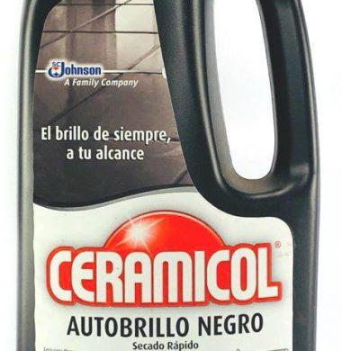 CERAMICOL autobrillo negro x900ccbot.
