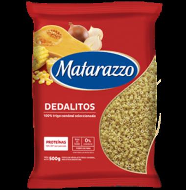 MATARAZZO fideos dedalitos x500g