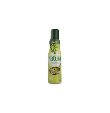 NATURA aceite oliva aerosol sol x120g