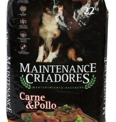 KONGO maintenance alimento perro x22kg.