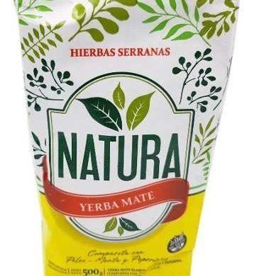 NATURA yerba hierbas x500g