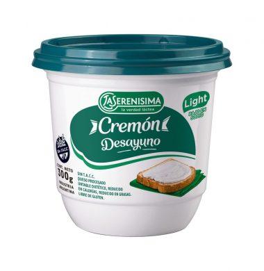 CREMON queso untable desayuno x280g