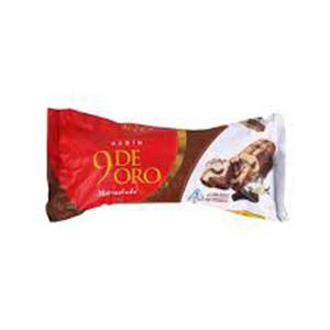 9 DE ORO budin chocolate x220g