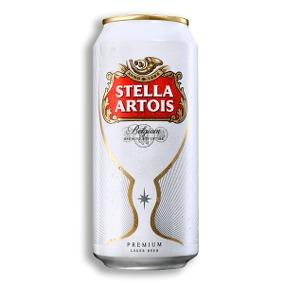 STELLA ARTOIS cerveza lata x473cc