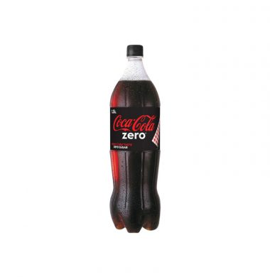 COCA COLA gaseosa zero sin azucar x1.75lt