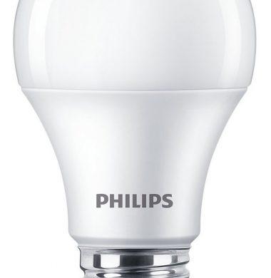 PHILIPS lampara led eco luz calida 10w.