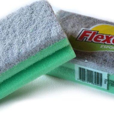 FLEXSOL esponja para teflon