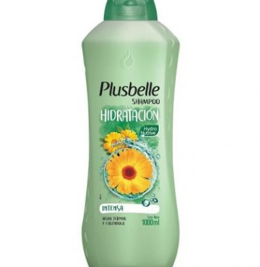 PLUSBELLE shampoo hidratacion x1lt.