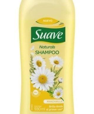 SUAVE shampoo manzanilla x930cc.