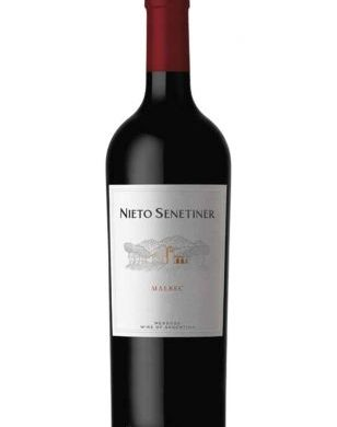 NIETO vino senetiner malbec x700cc