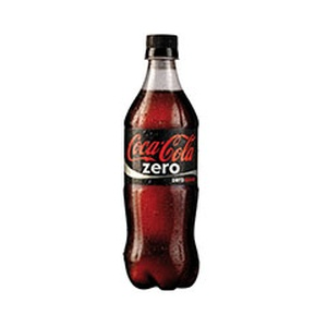 COCA COLA gaseosa zero x500cc