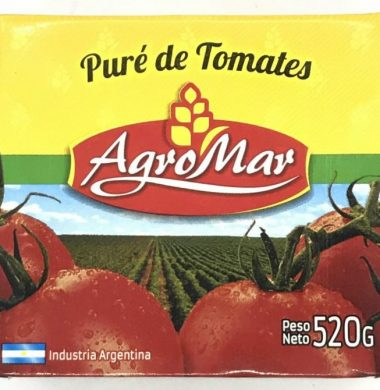 AGROMAR pure tomate x530g