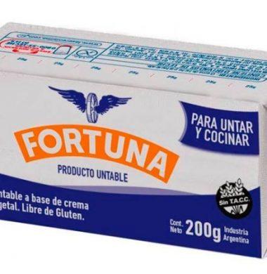 FORTUNA manteca x200g.