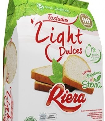 RIERA tostadas dulce light x220g