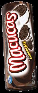 ARCOR galletita macucas x110g