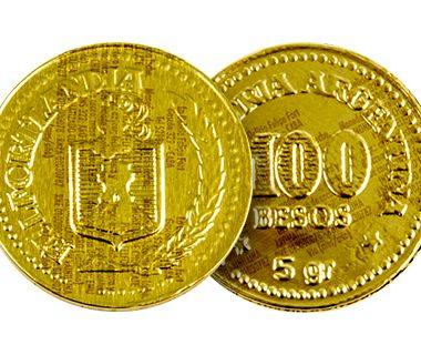 FELFORT moneda pirata